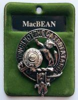 MacBean Cap Badge
