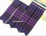 Basic Plain Colour Heritage of Scotland Flashes