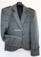 Argyle Kilt Jacket, Tweed, maat 40, ZONDER binnenvest