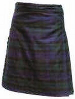 Black Watch tartan, voordeelpakket B met Party Kilt