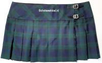 Dames Kilt, Black Watch 104-115-39 cm