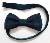 Bow tie, Black Watch Tartan